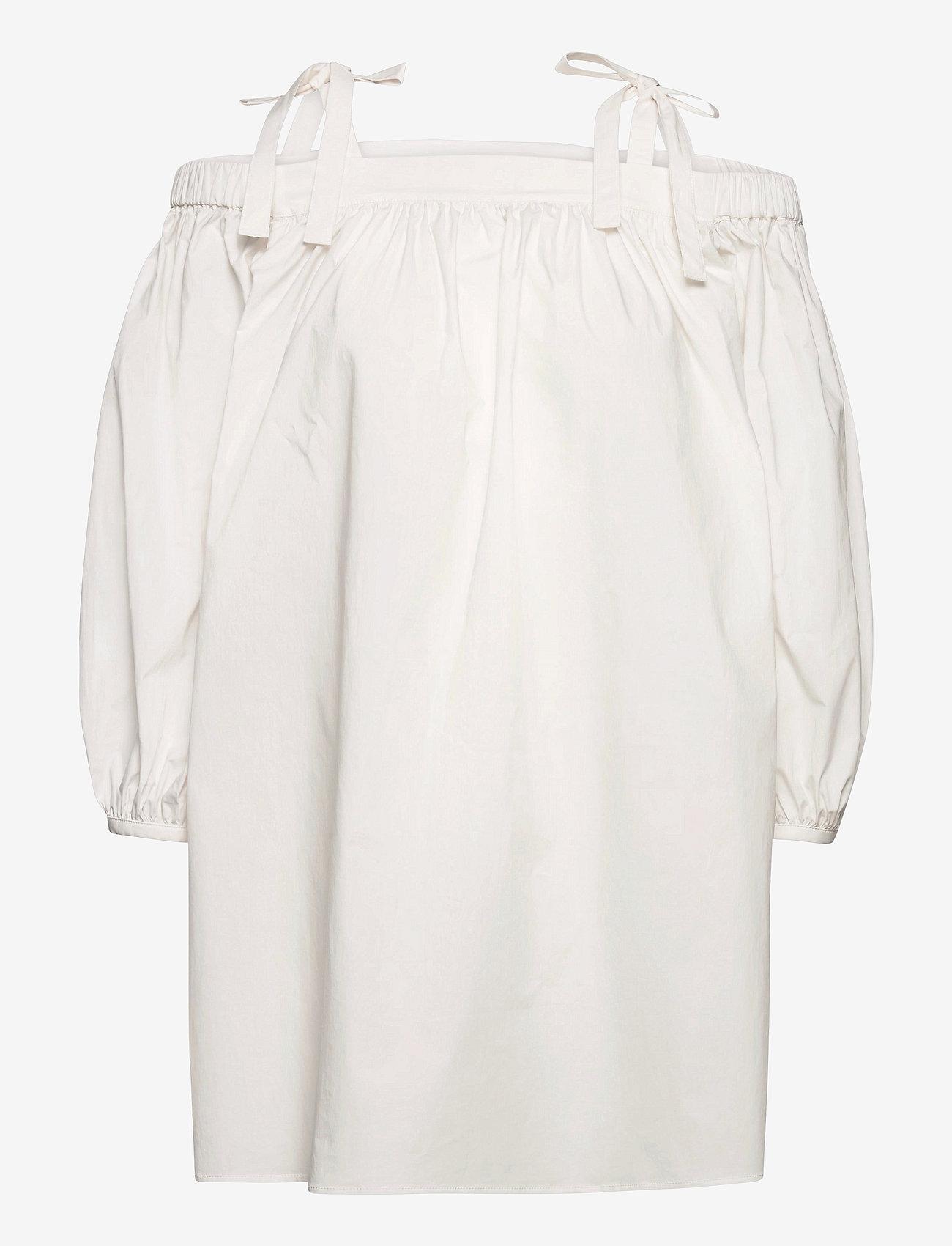 Boutique Moschino - Boutique Moschino DRESS - sommerkjoler - white - 0