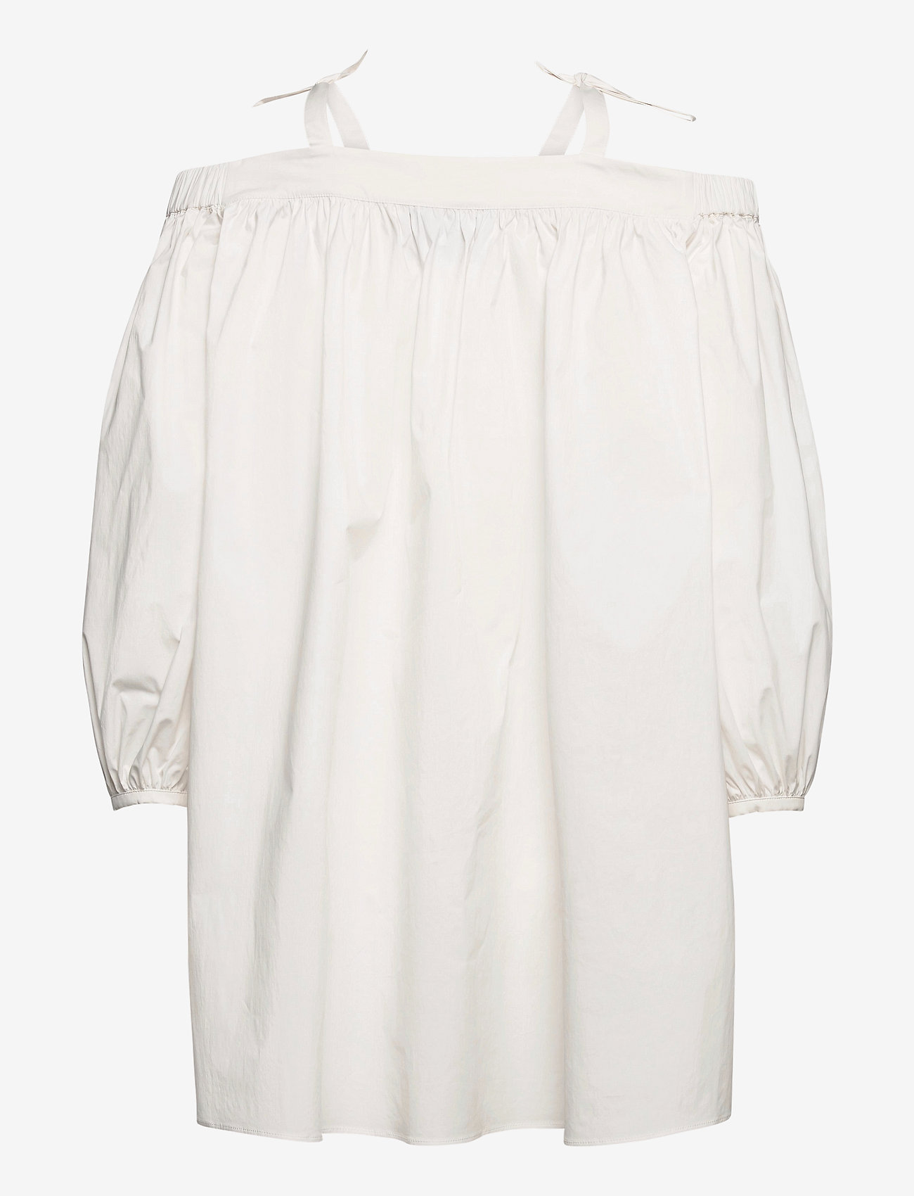 Boutique Moschino - Boutique Moschino DRESS - sommerkjoler - white - 1