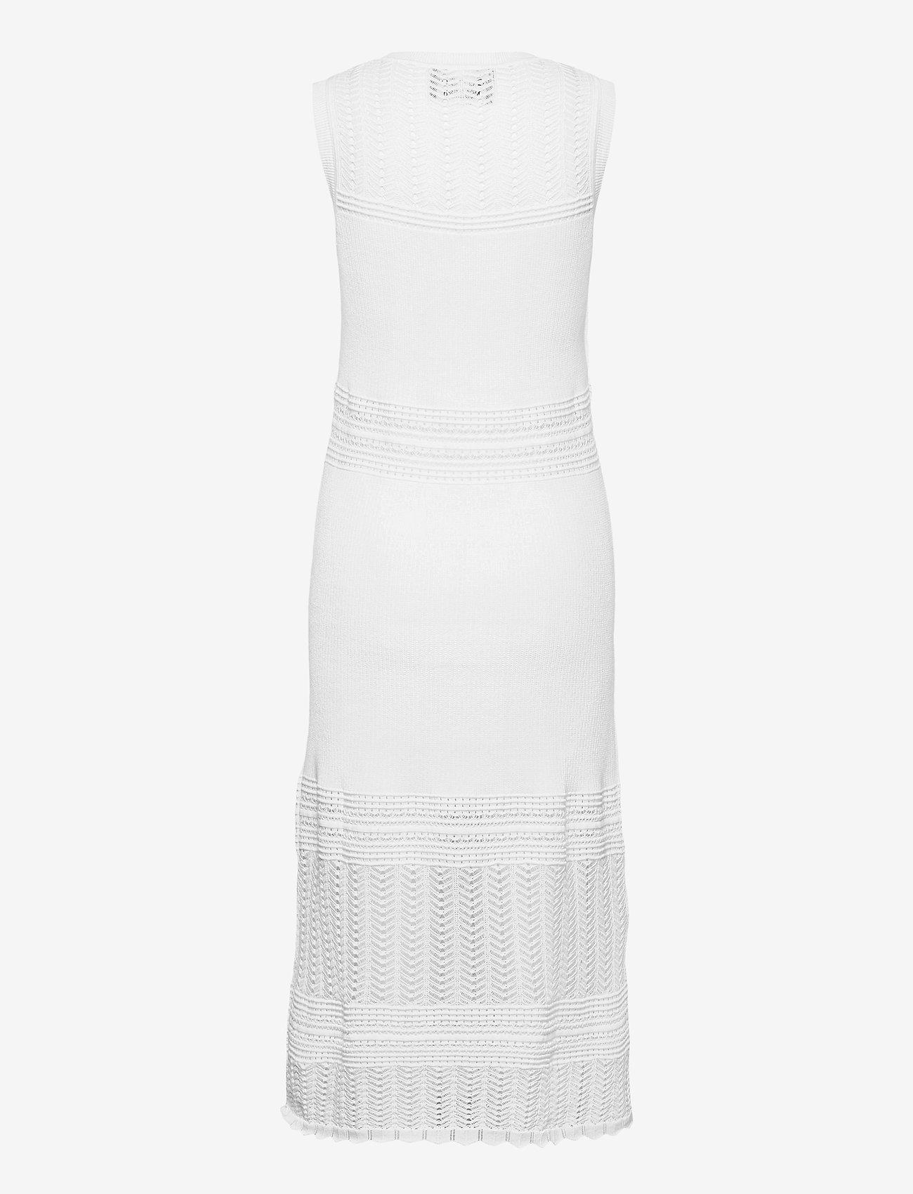 Boutique Moschino - Boutique Moschino LONG DRESS - sommerkjoler - white - 1