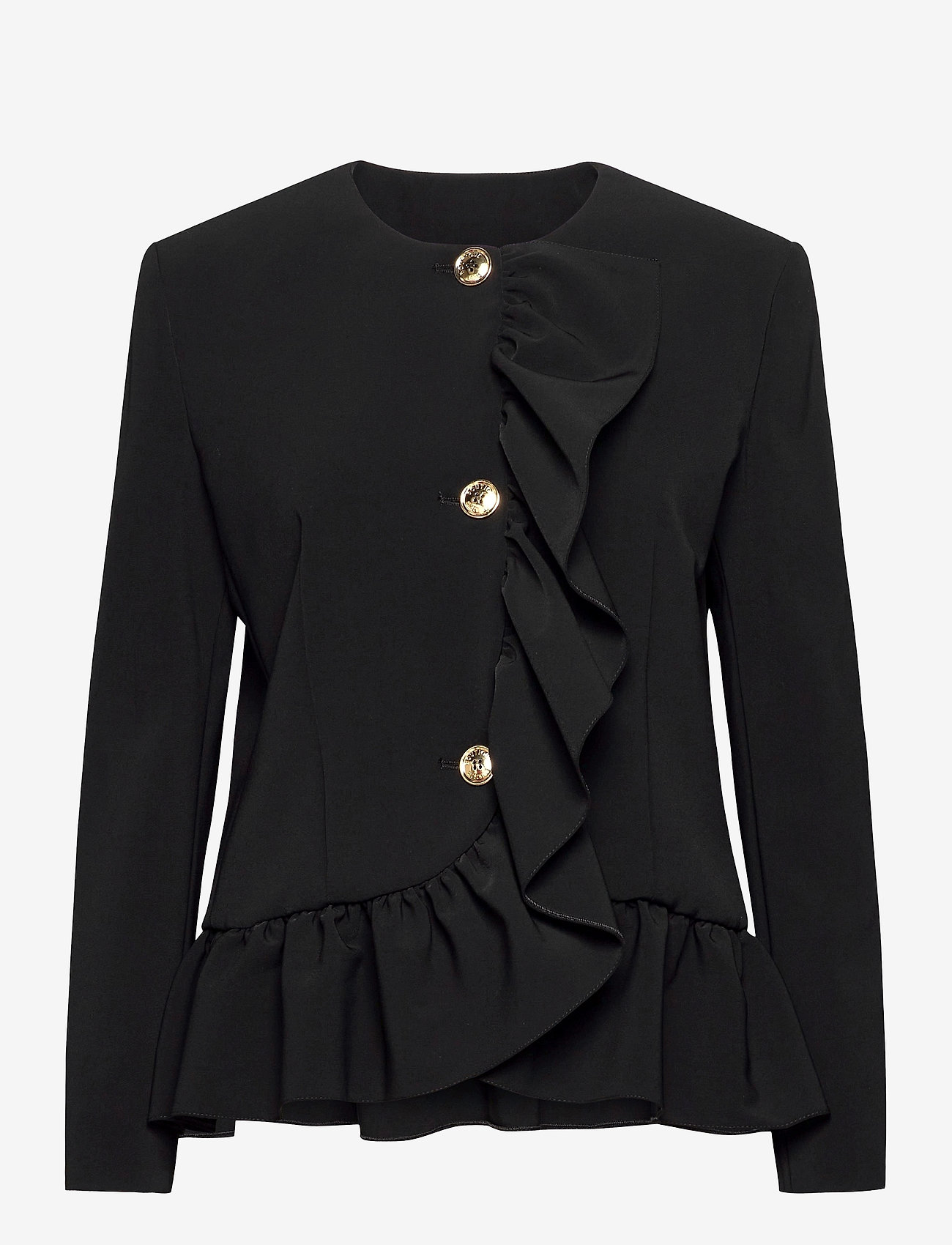 Boutique Moschino - Boutique Moschino JACKET - tøj - black - 0