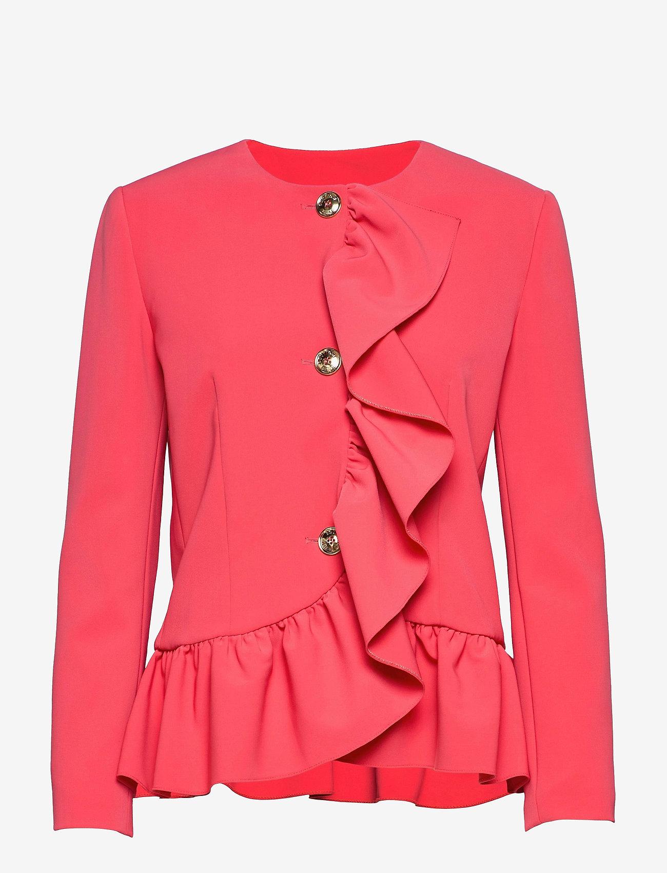 Boutique Moschino - Boutique Moschino JACKET - tøj - pink - 0