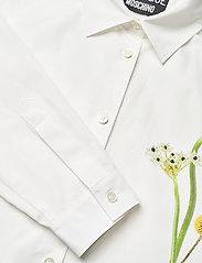 Boutique Moschino - BOTANIC BLOUSE - langærmede bluser - white fantasy print - 2