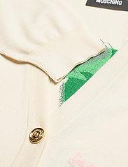 Boutique Moschino - BOTANIC JACKET - cardigans - white fantasy print - 2