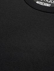 Boutique Moschino - BOTANIC T-SHIRT - t-shirts - black fantasy print - 2