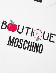 Boutique Moschino - APPLES T-SHIRT - t-shirts - white fantasy print - 2