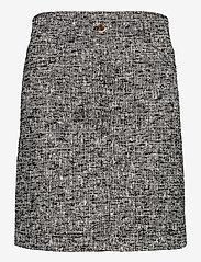 Boutique Moschino - Boutique Moschino SKIRT - midinederdele - black fantasy print - 0