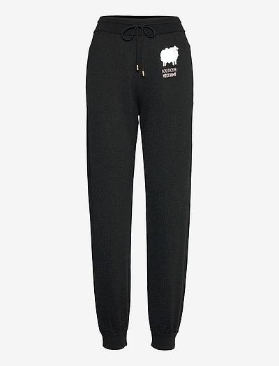 Trousers - kläder - fantasy print black