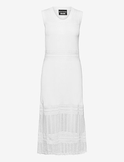 Boutique Moschino LONG DRESS - sommerkjoler - white