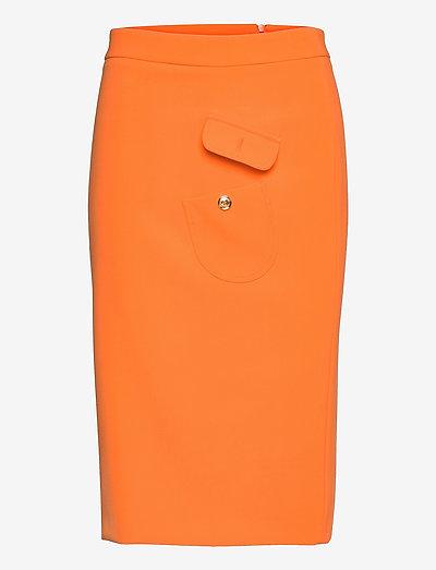 CRAZY POCKETS SKIRT - træningsnederdele - orange