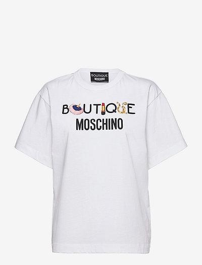 APPLES T-SHIRT - t-shirts - white fantasy print