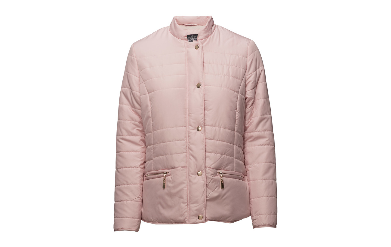 Outerwear Polyester Light Jacket 100 Rose Brandtex AwpvYxa