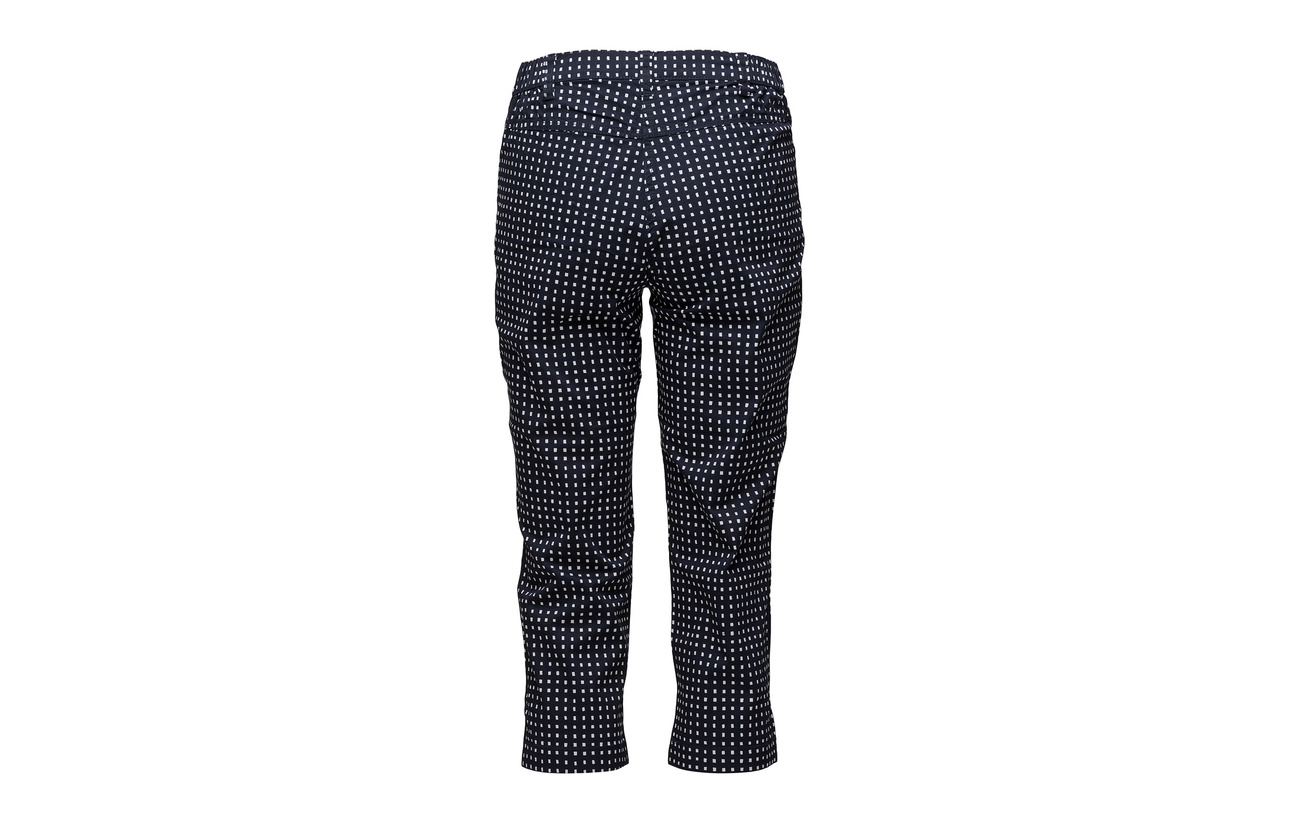 Capri Coton Elastane Blue 2 Midnight Pants Brandtex 98 zdq66