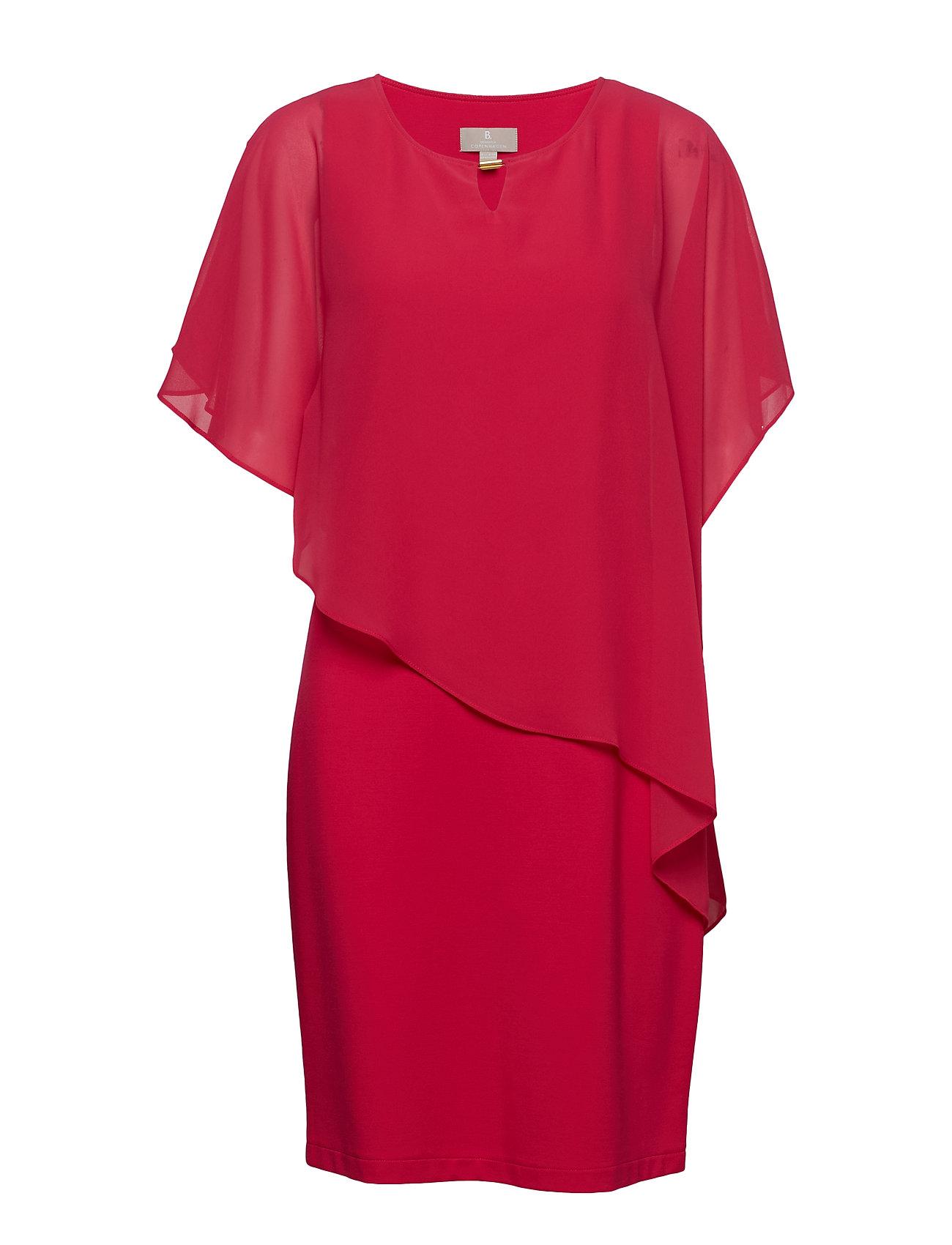 Brandtex Dress-knitted - PINK