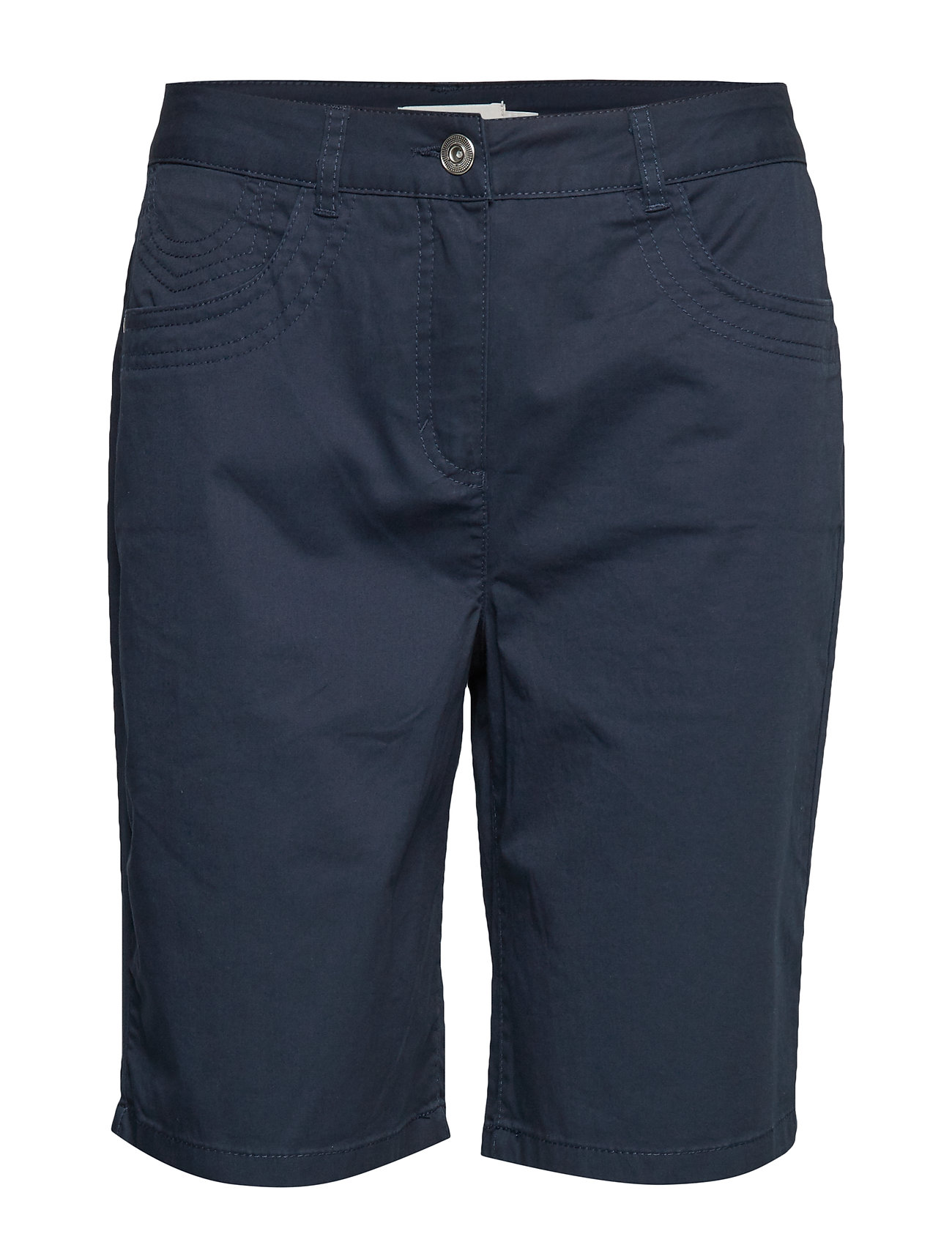 Brandtex Casual shorts - MIDNIGHT BLUE