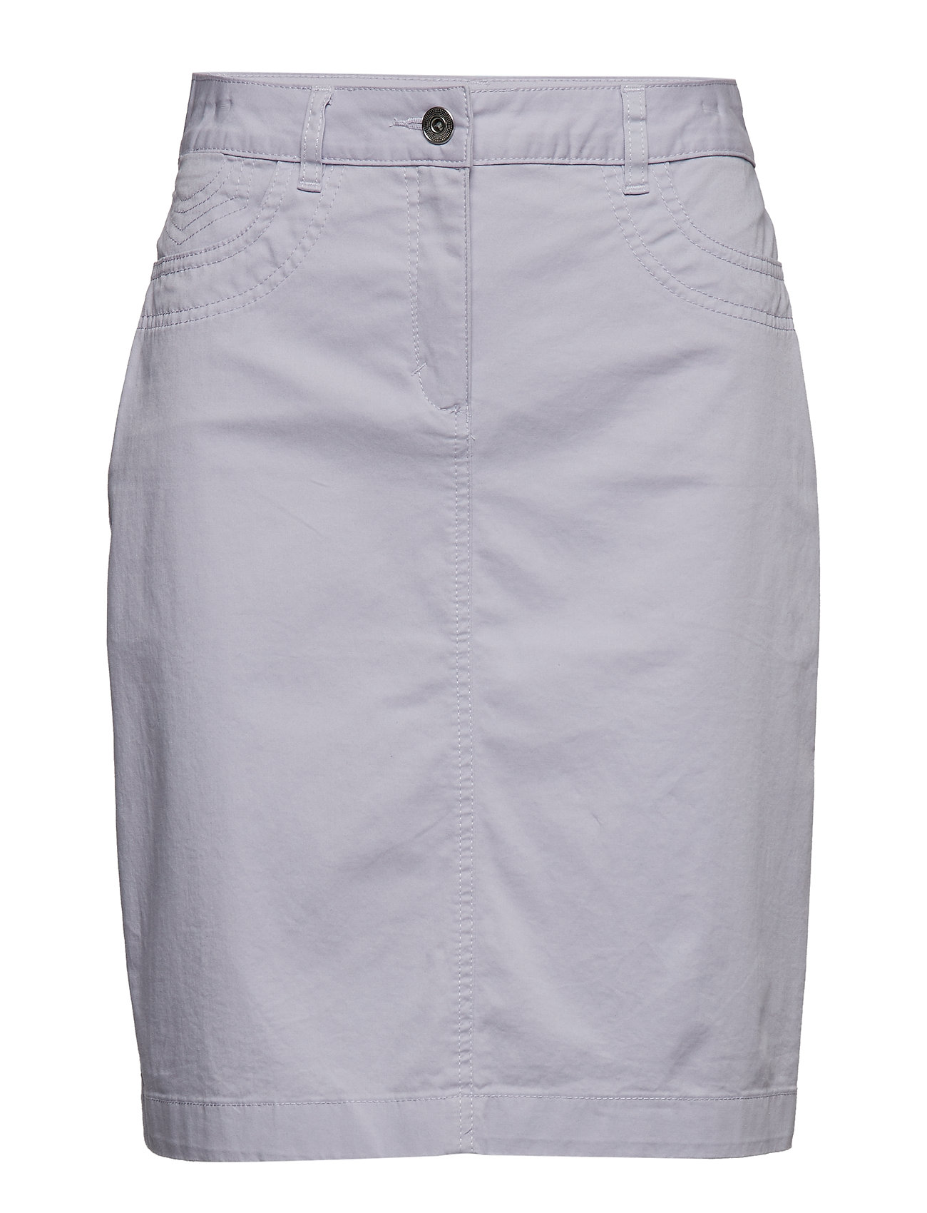 Brandtex Casual skirt - LILAC