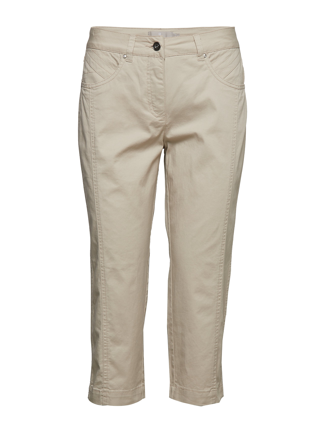 Brandtex Capri pants - SAND
