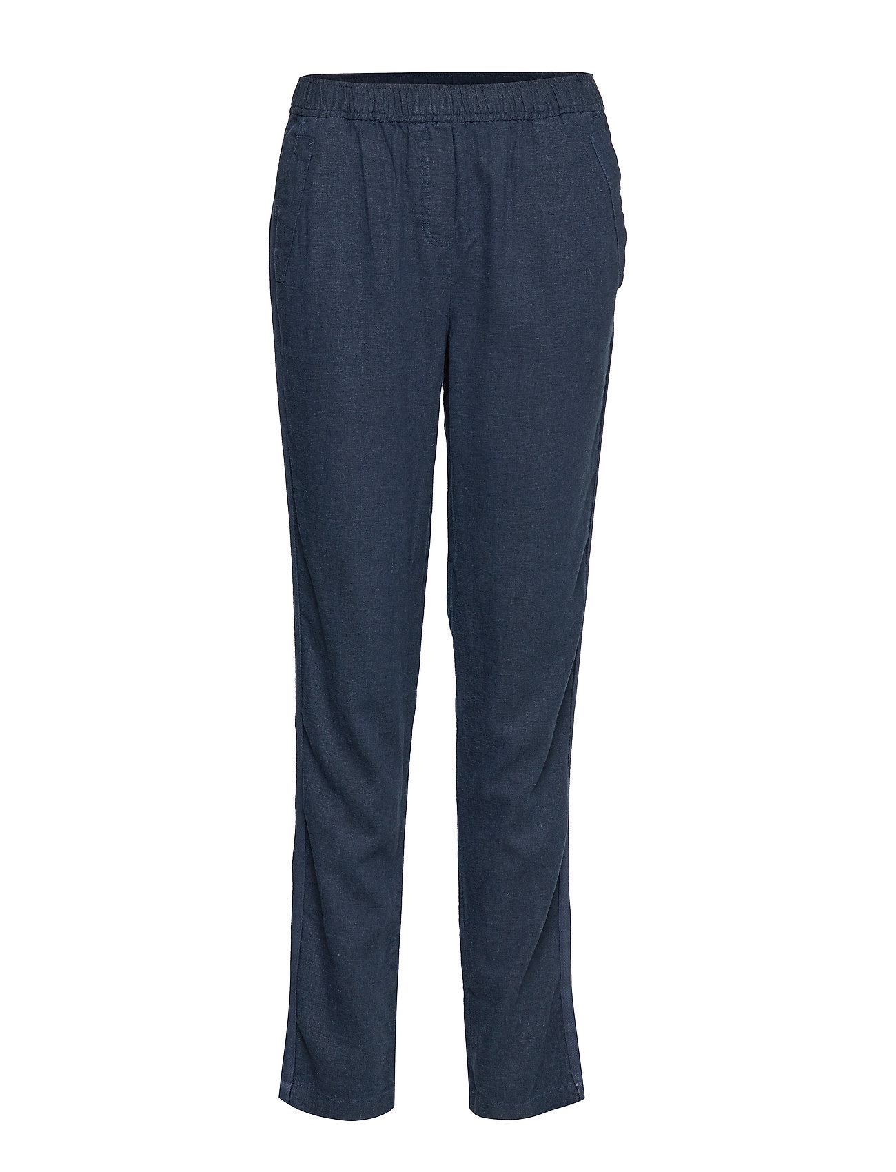 Brandtex Casual pants - MIDNIGHT BLUE