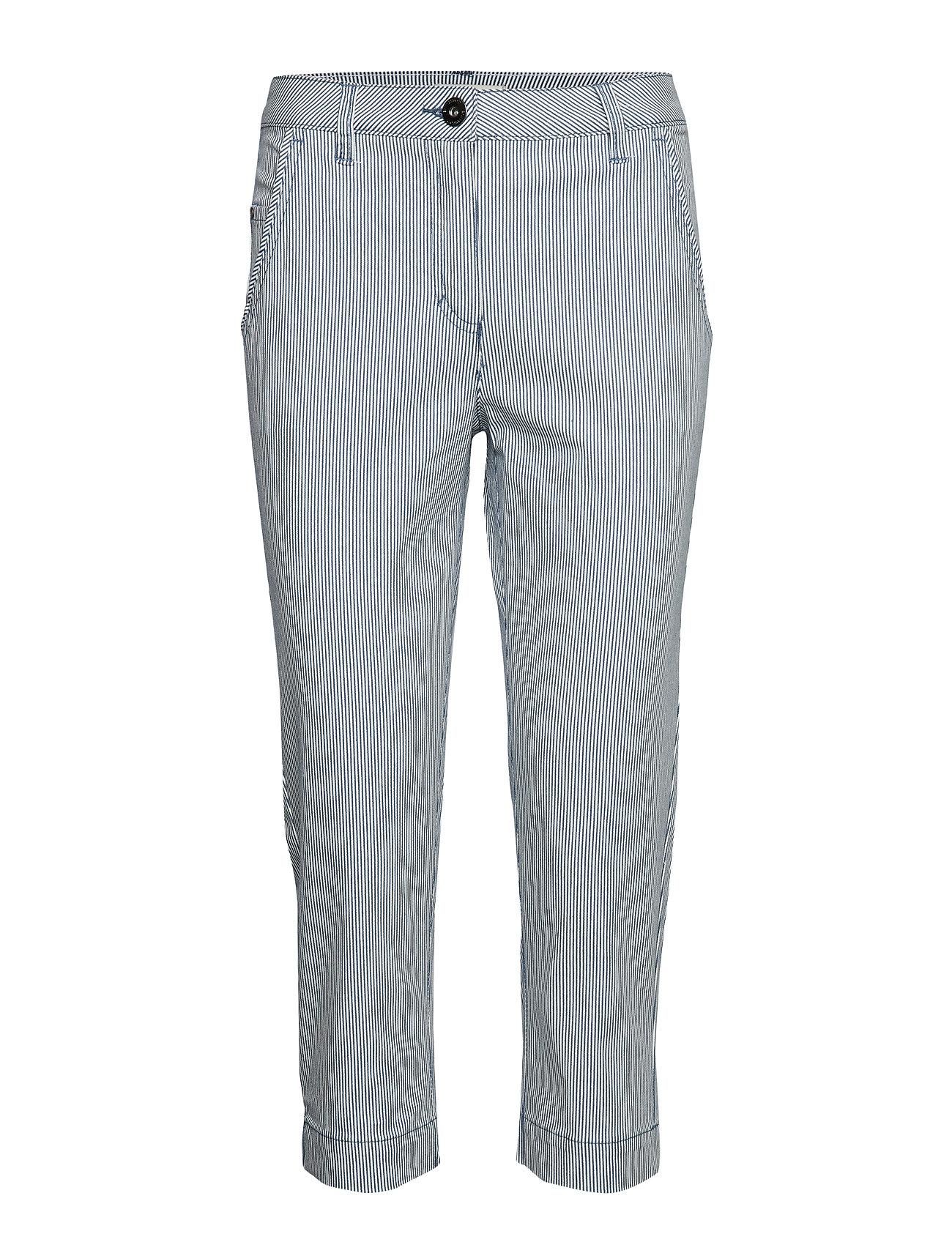 Brandtex Capri pants - DENIM LIGHT BLUE
