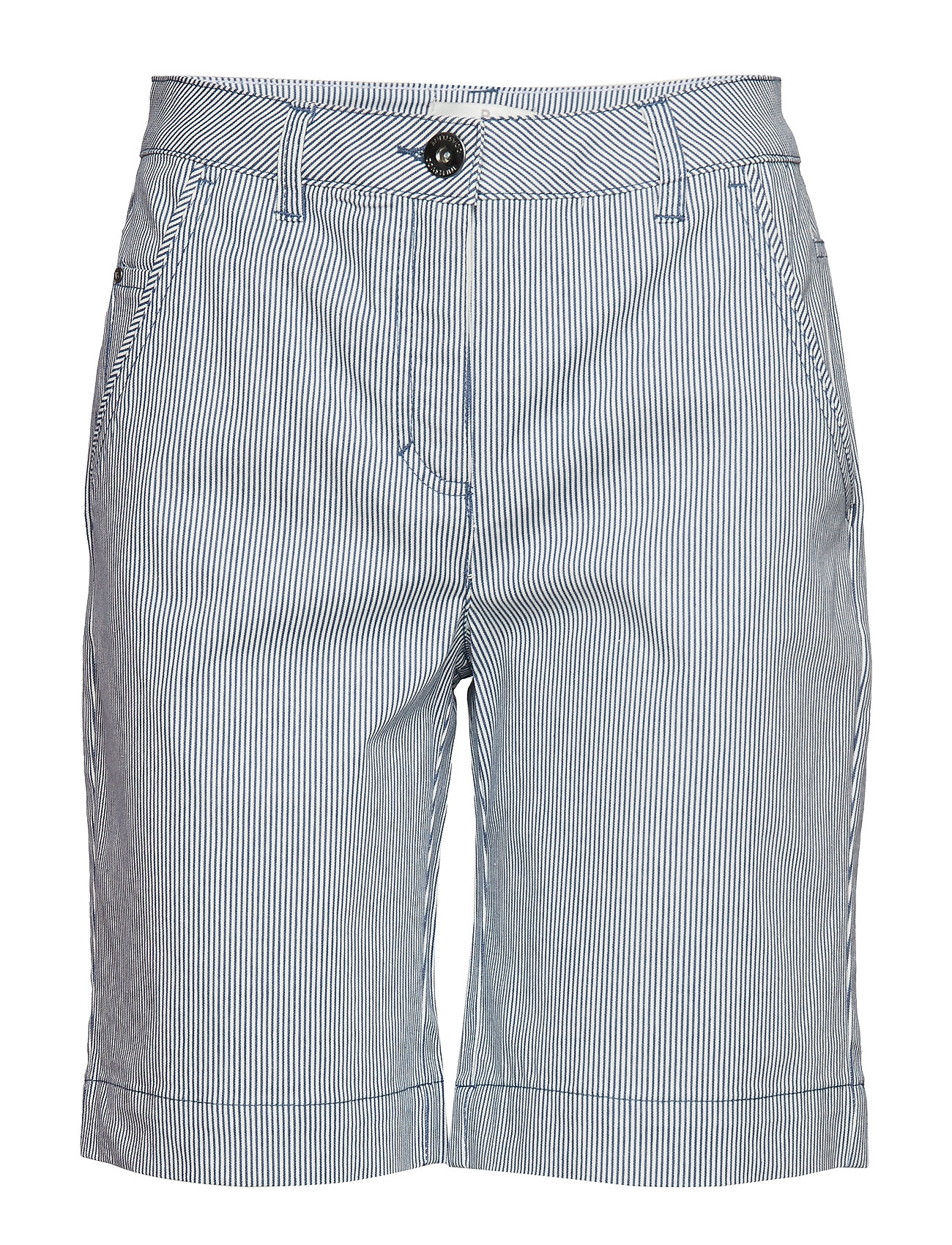 Brandtex Casual shorts - DENIM LIGHT BLUE