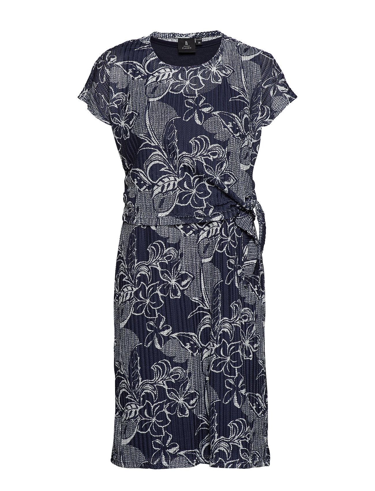 Brandtex Dress-jersey - MIDNIGHT BLUE