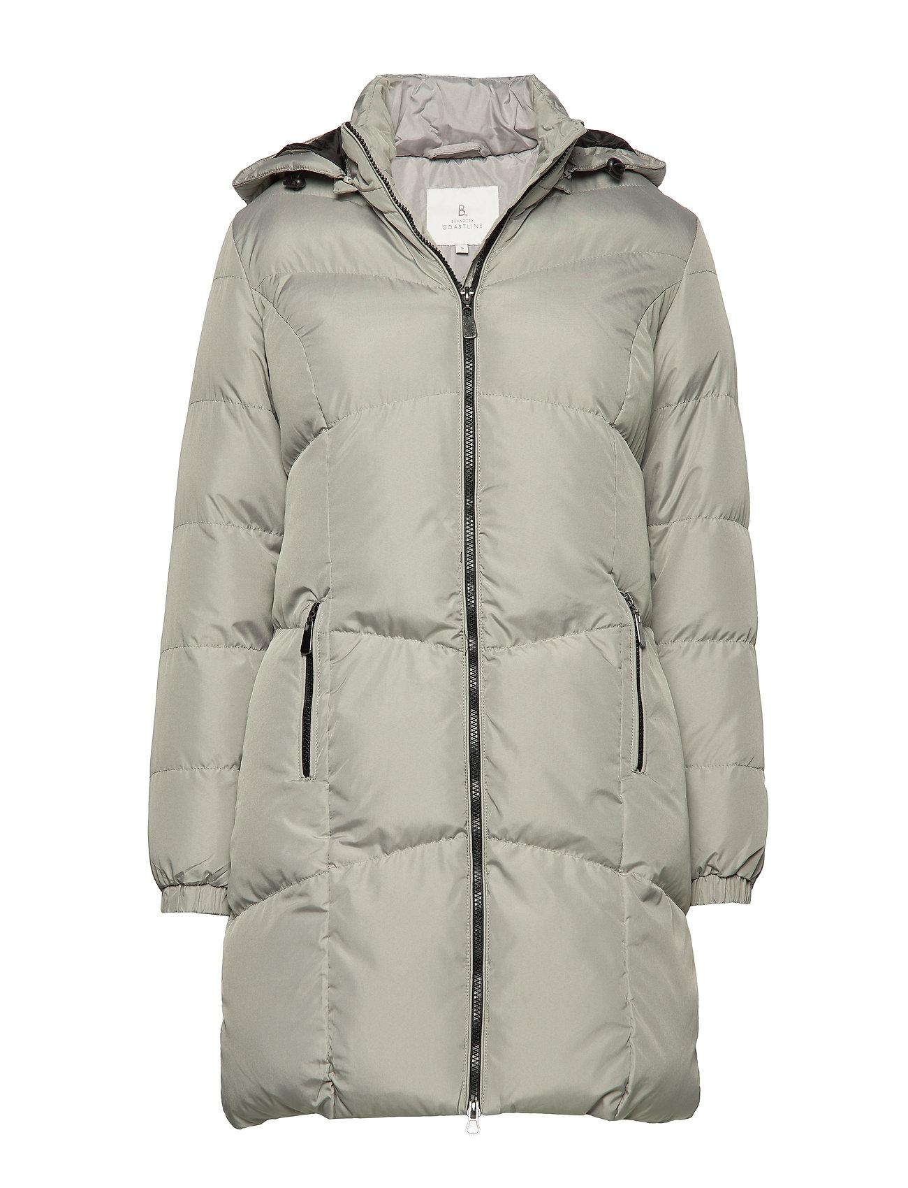 Brandtex Coat Outerwear Heavy - WILD DOVE