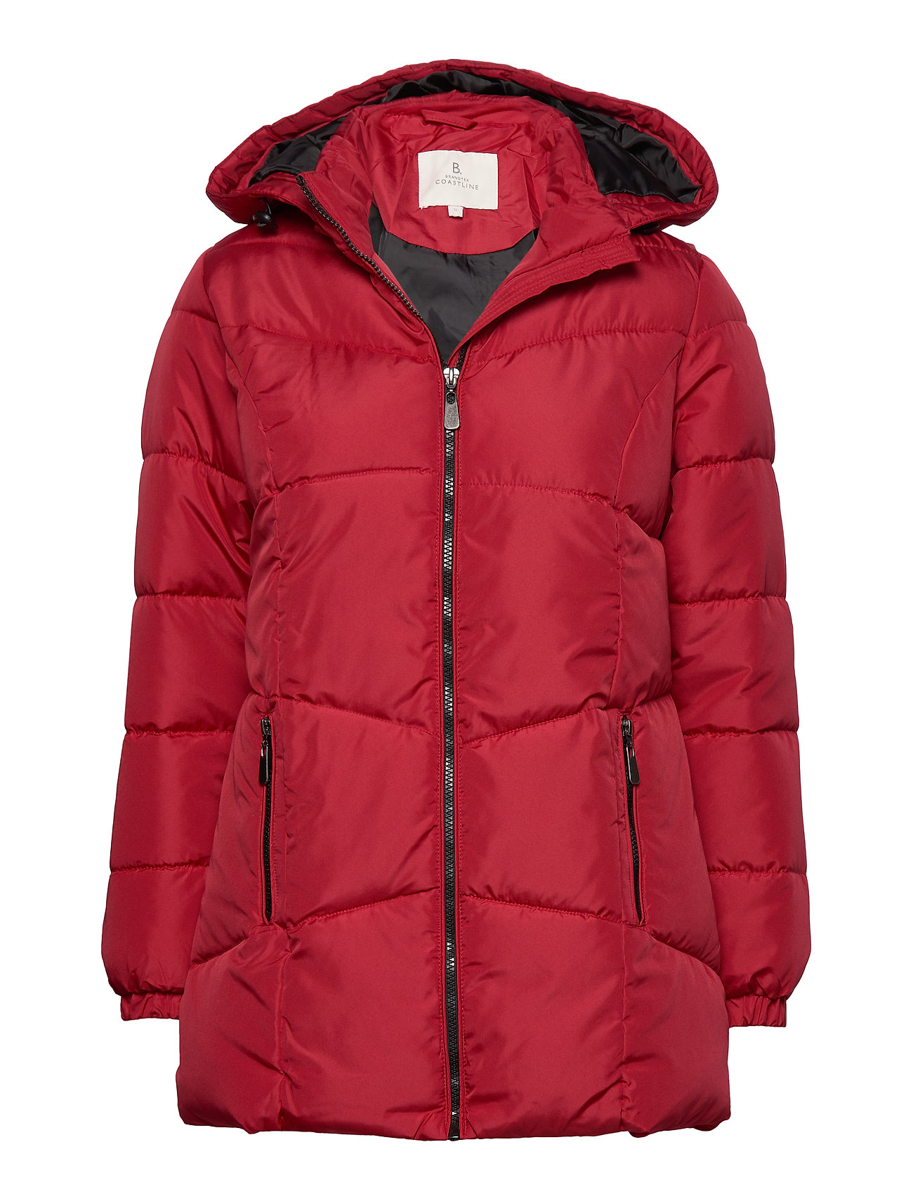 Brandtex Jacket Outerwear Heavy - RED