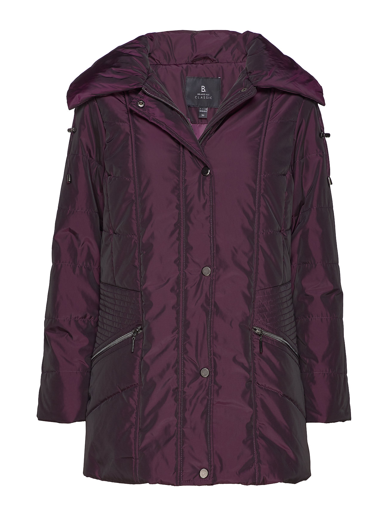 Brandtex Jacket Outerwear Heavy - DAHLIA