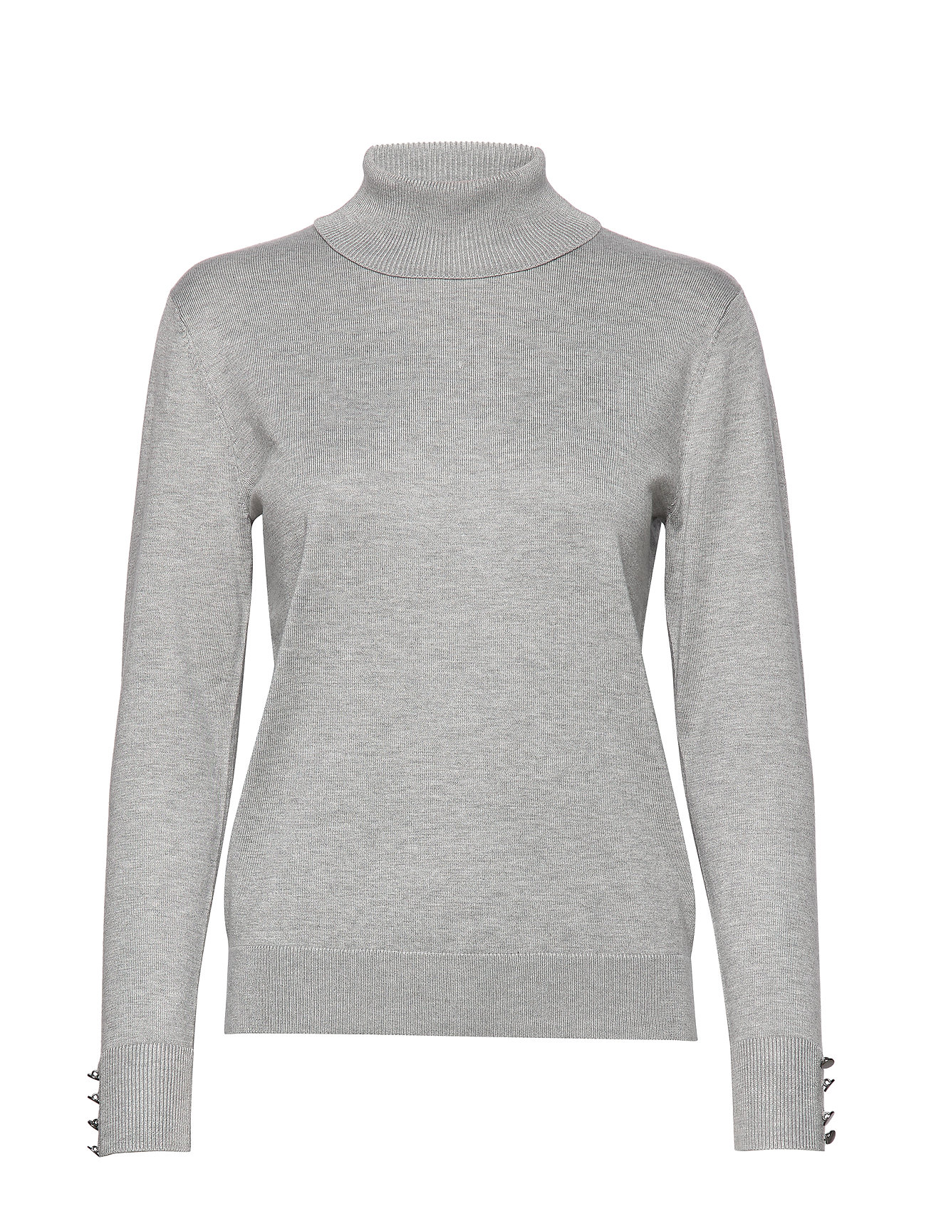 knit Pullover MelangeBrandtex Pullover Grey knit Lightlight Grey Pullover Lightlight MelangeBrandtex q4ARLSc5j3