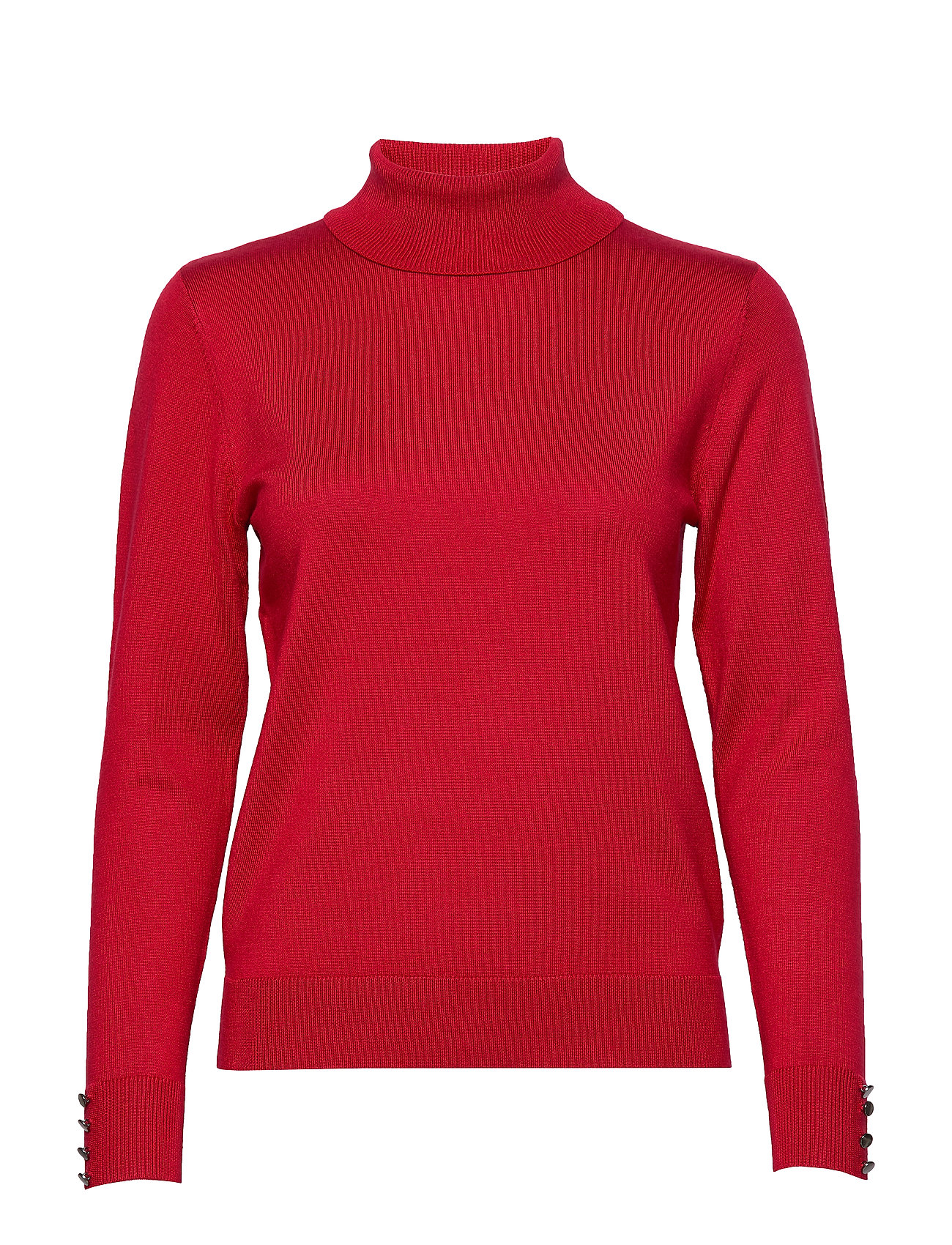 Brandtex Pullover-knit Light - RED