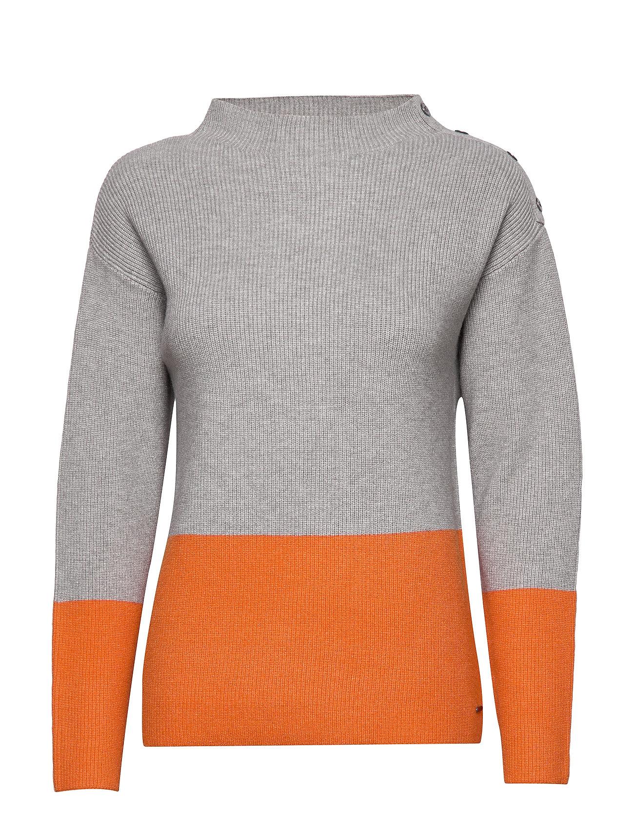 Brandtex Pullover-knit Heavy - VIBRANT