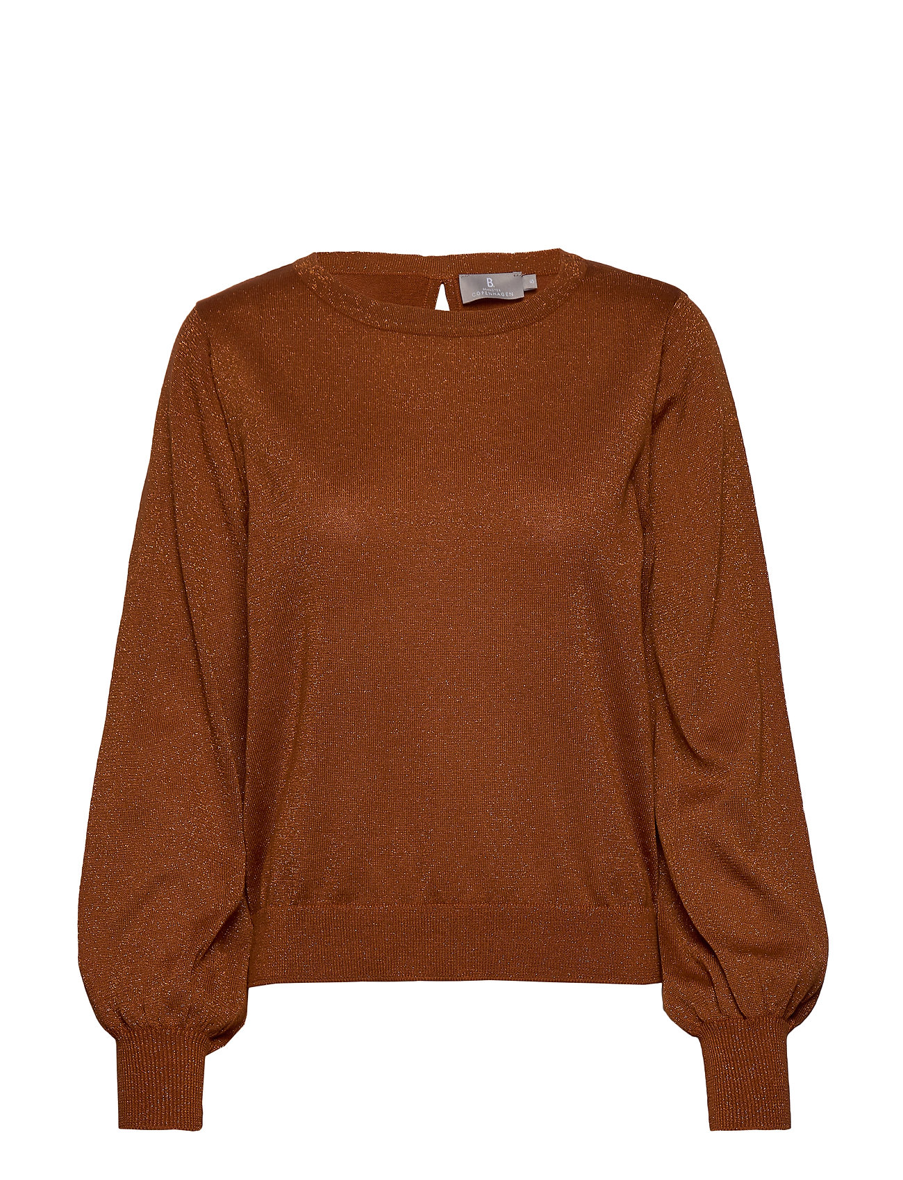 Brandtex Pullover-knit Light - GINGER BREAD