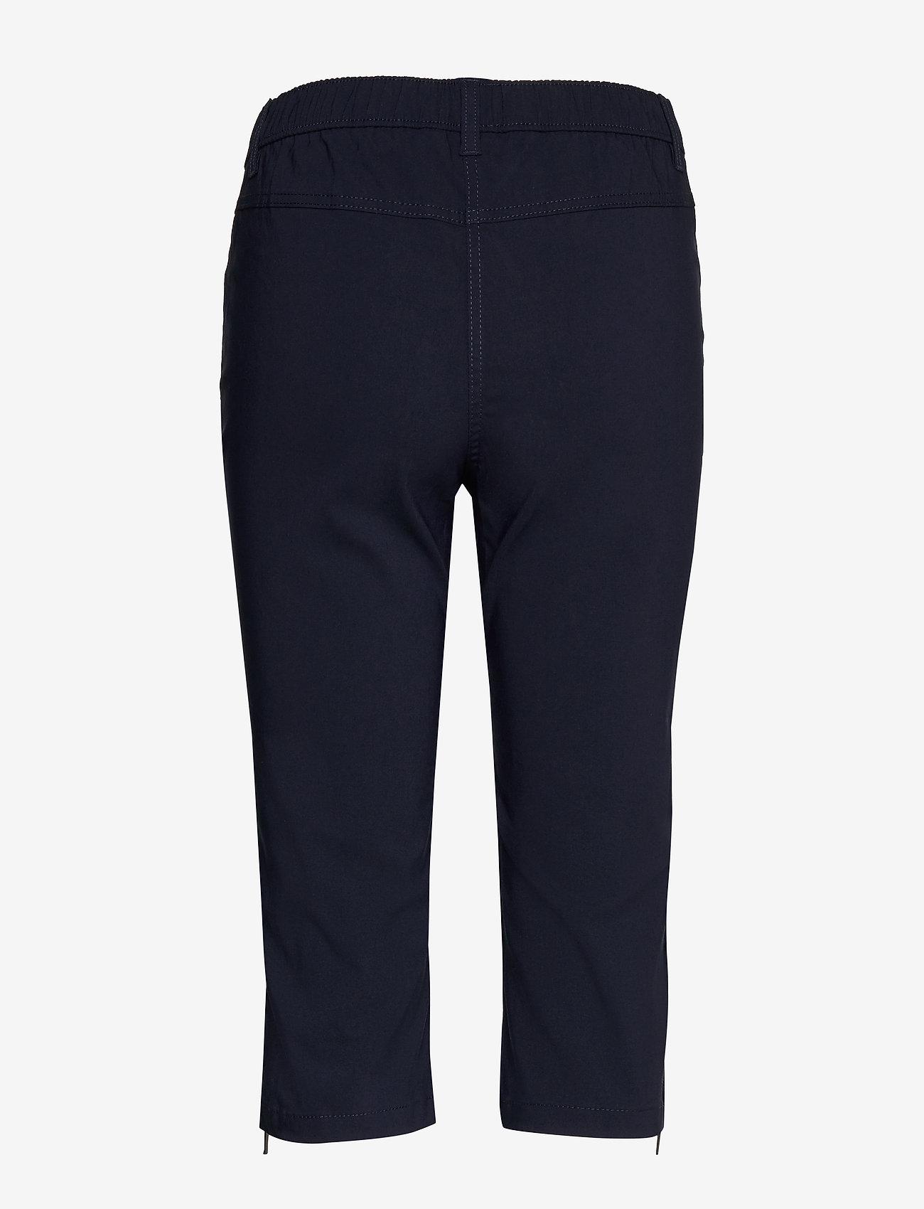 Brandtex Capri pants - Spodnie MIDNIGHT BLUE - Kobiety Odzież.