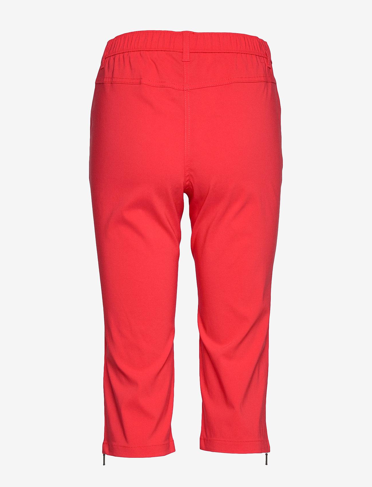 Brandtex Capri pants - Spodnie TOMATO - Kobiety Odzież.