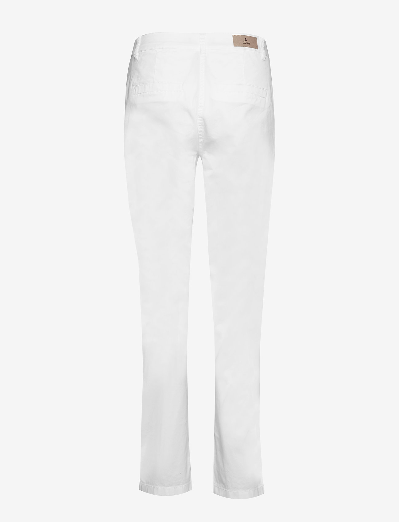 Casual Pants (White) - Brandtex reQXif