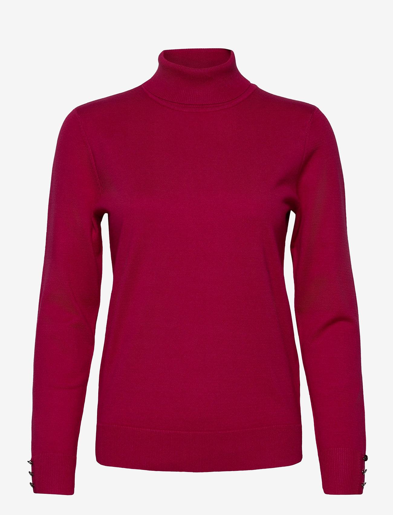 Brandtex - Pullover-knit Light - turtlenecks - jazzy - 0