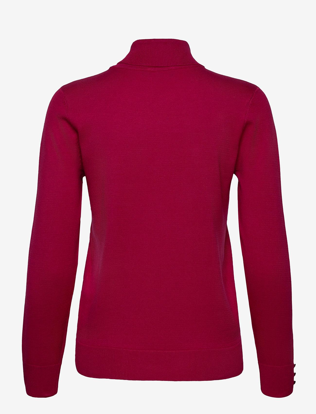 Brandtex - Pullover-knit Light - turtlenecks - jazzy - 1