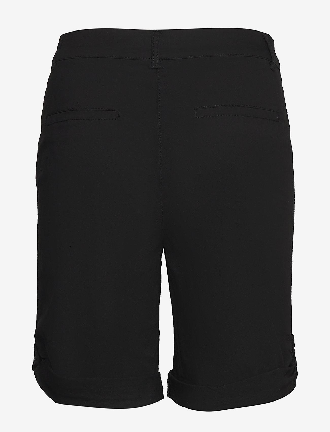 Casual Shorts (Black) (239.40 kr) - Brandtex