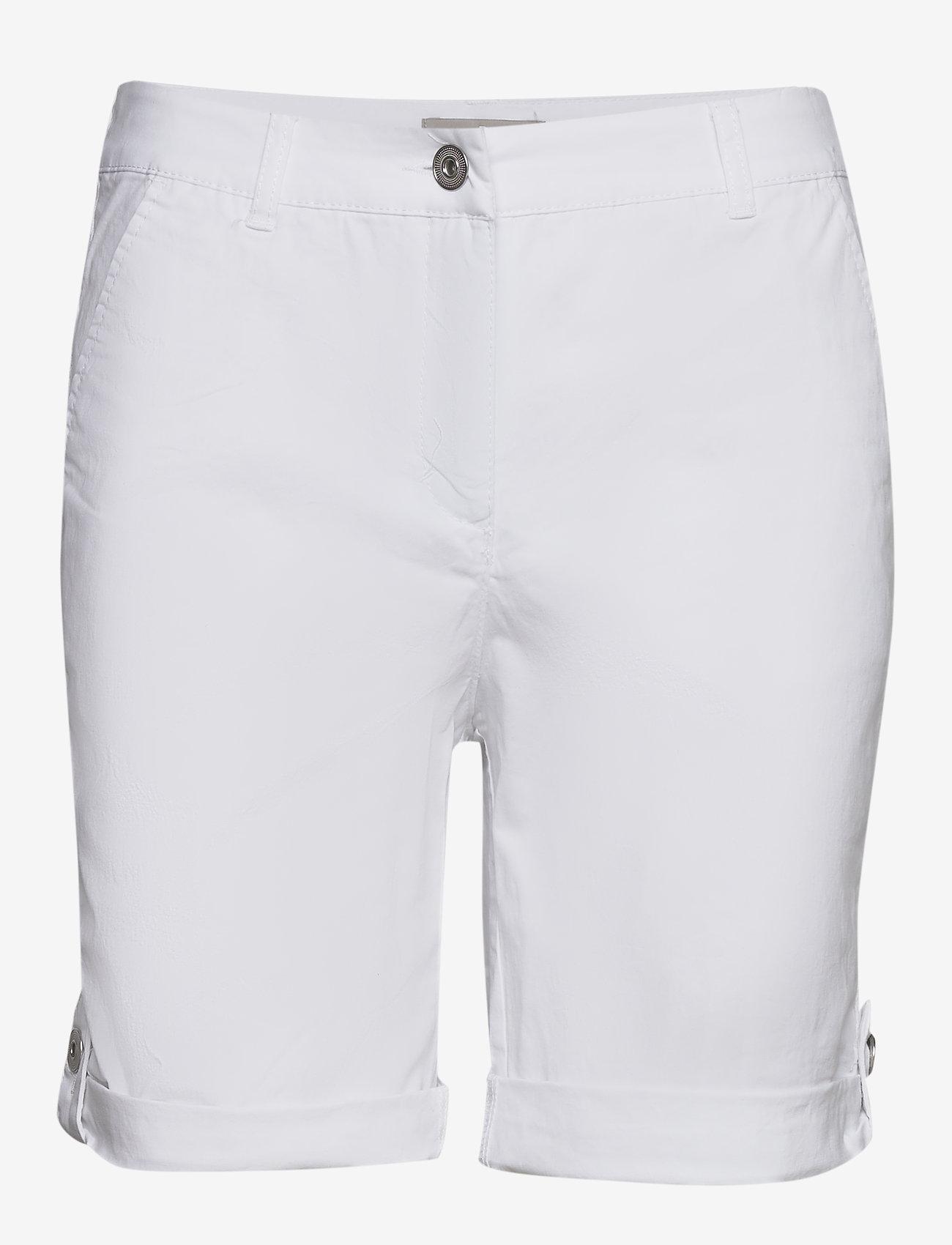 Brandtex - Casual shorts - chino-shortsit - white - 0