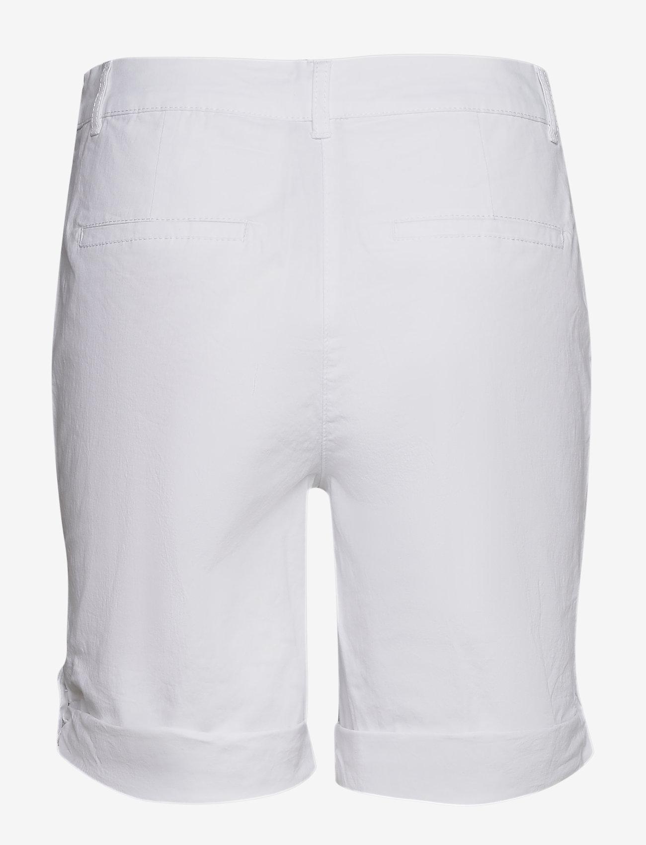 Brandtex - Casual shorts - chino-shortsit - white - 1