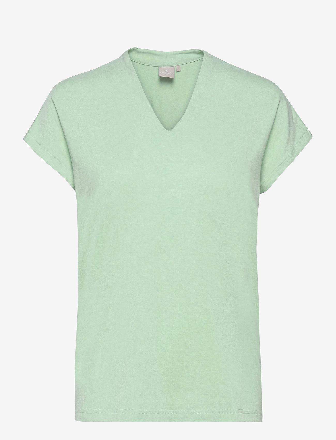 Brandtex - Sleeveless-jersey - t-shirts - lichen - 0
