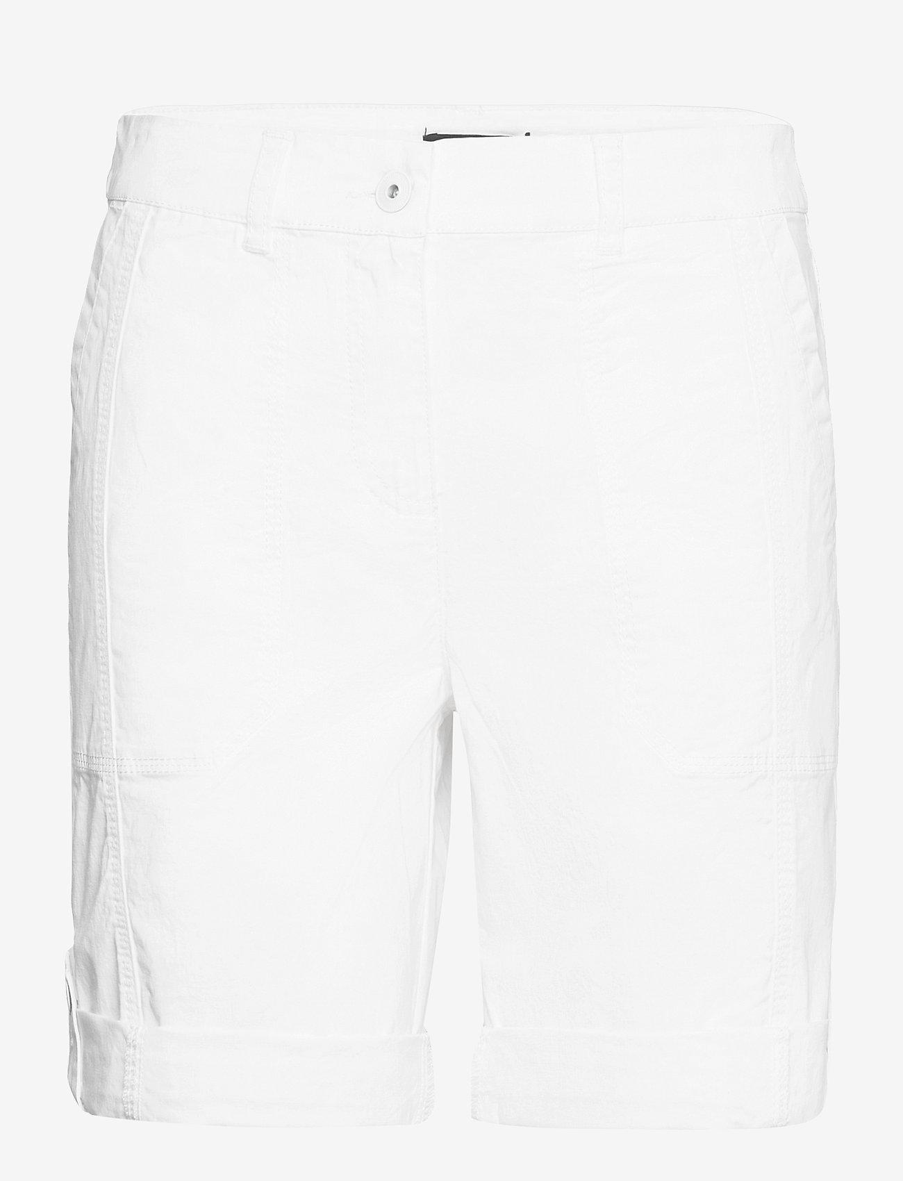 Brandtex - Casual shorts - casual shorts - white - 1