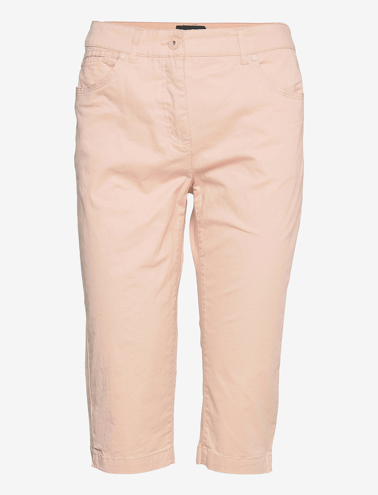 Brandtex - Capri pants - capri bukser - pale blush - 1