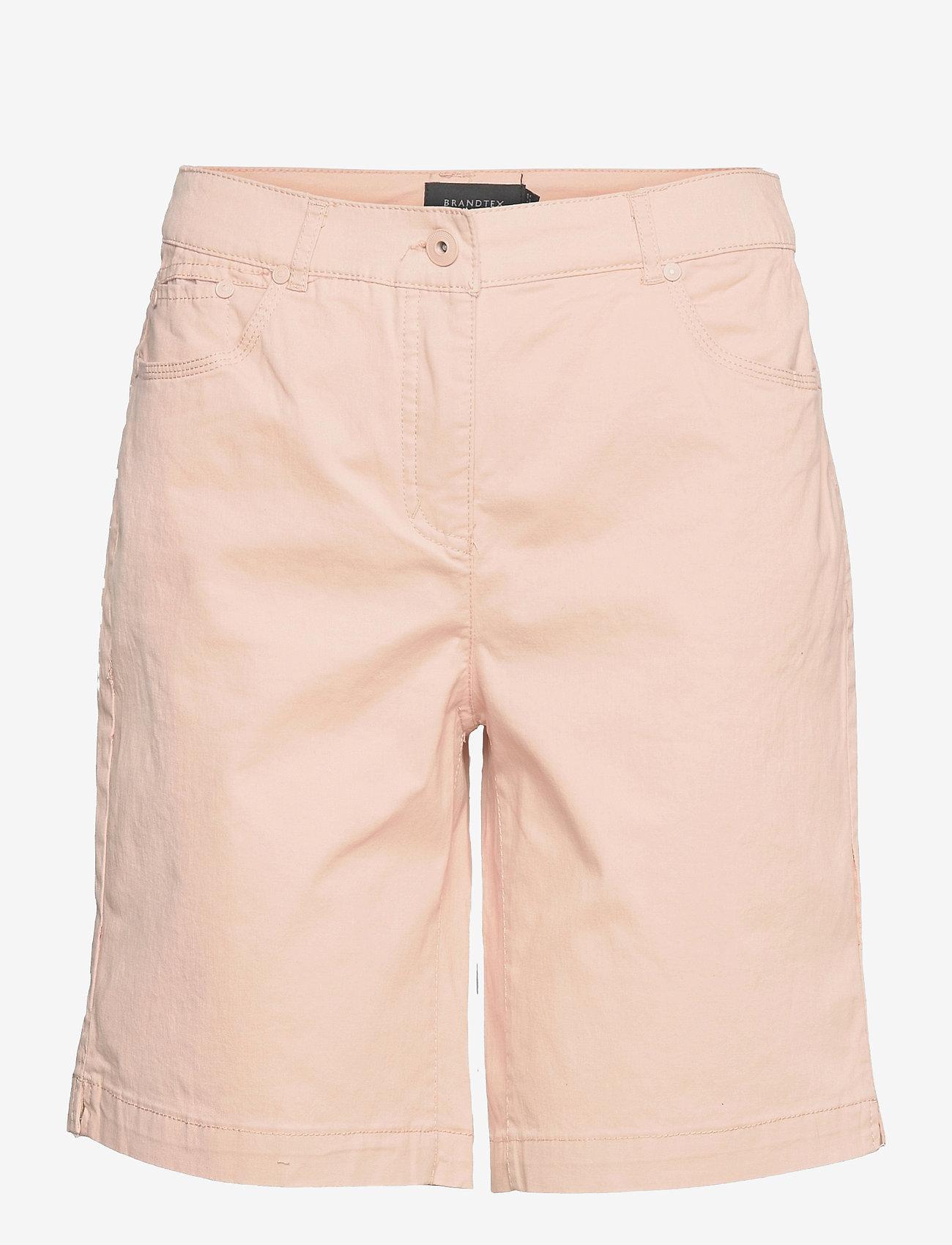 Brandtex - Casual shorts - chino shorts - pale blush - 0