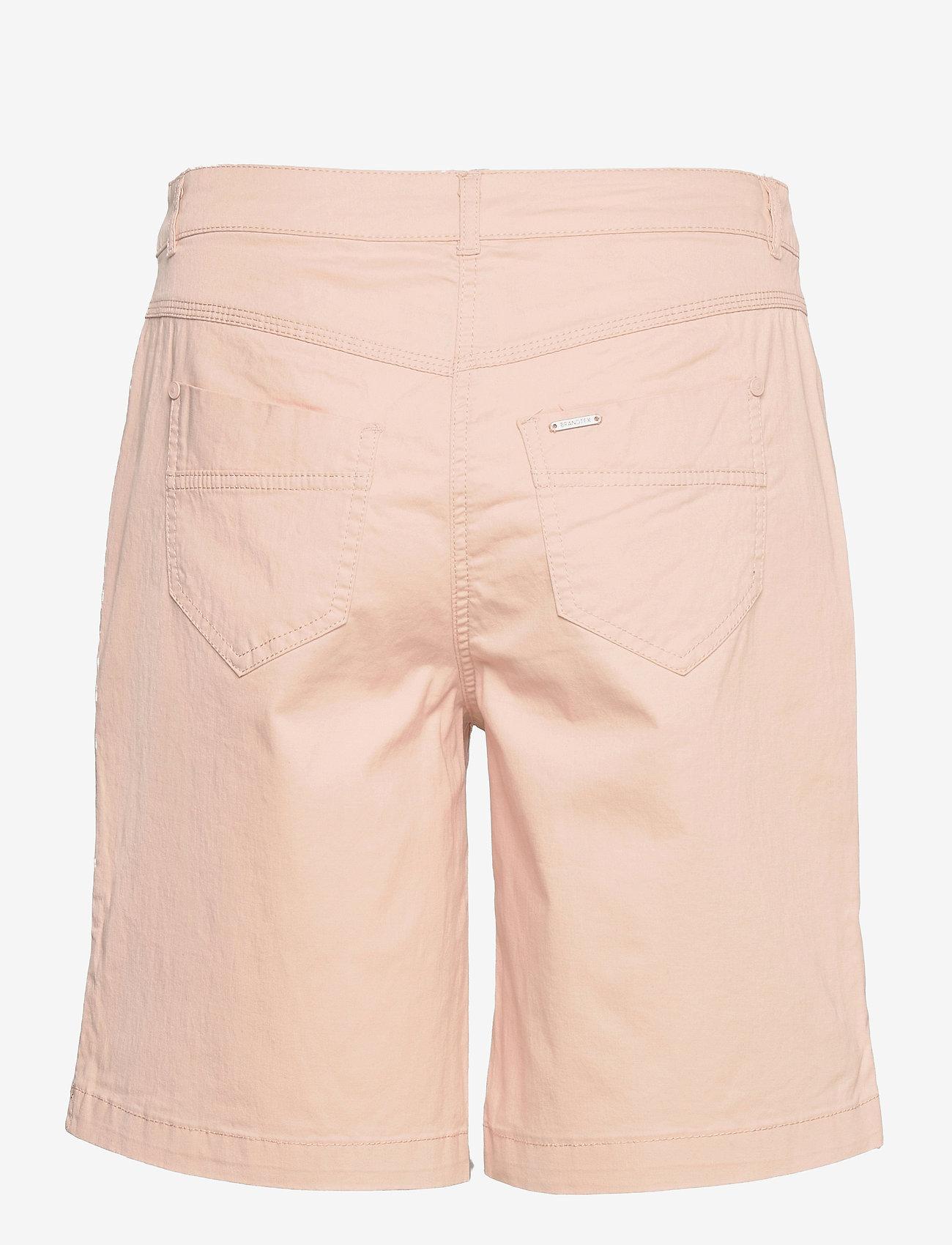 Brandtex - Casual shorts - chino shorts - pale blush - 1