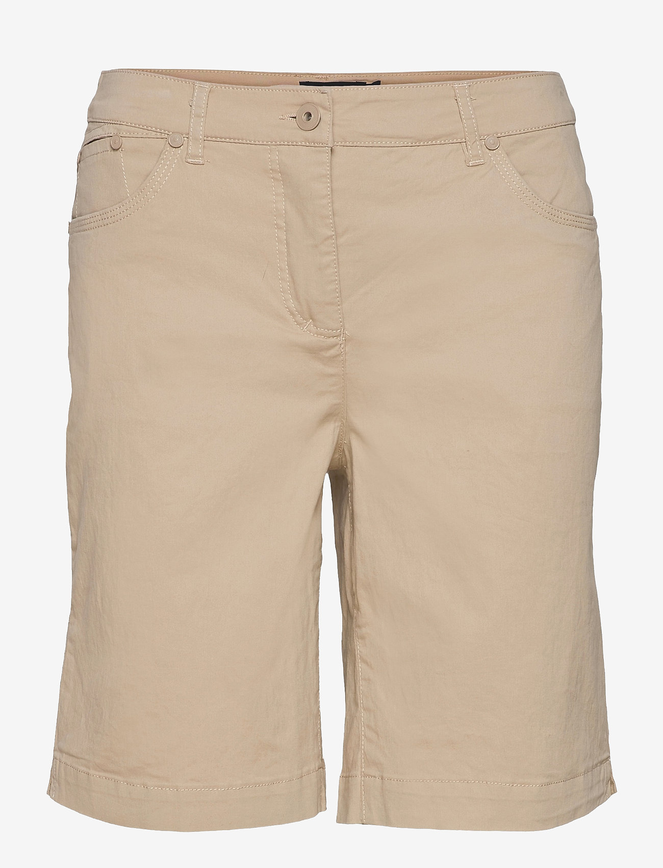 Brandtex - Casual shorts - chino shorts - safari - 0