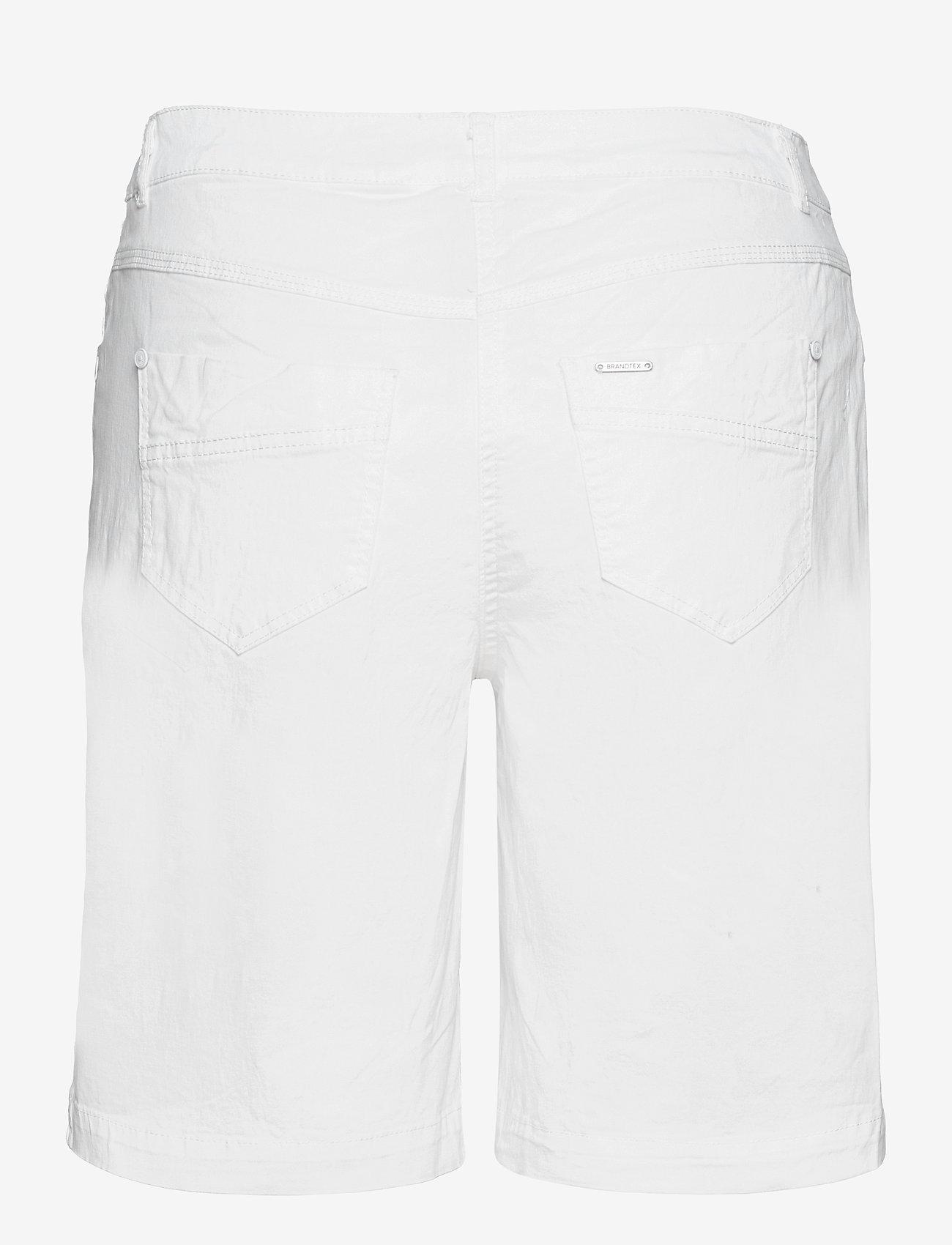 Brandtex - Casual shorts - chino shorts - white - 1