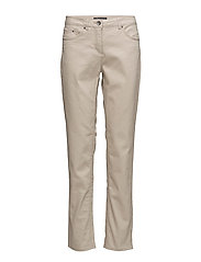 Casual pants - SAND