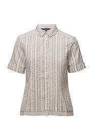Shirt s/s Woven - ROSE