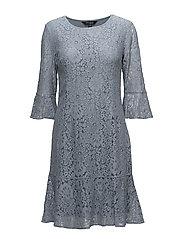 Dress-light woven - LIGHT BLUE