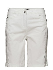 Casual shorts - WHITE